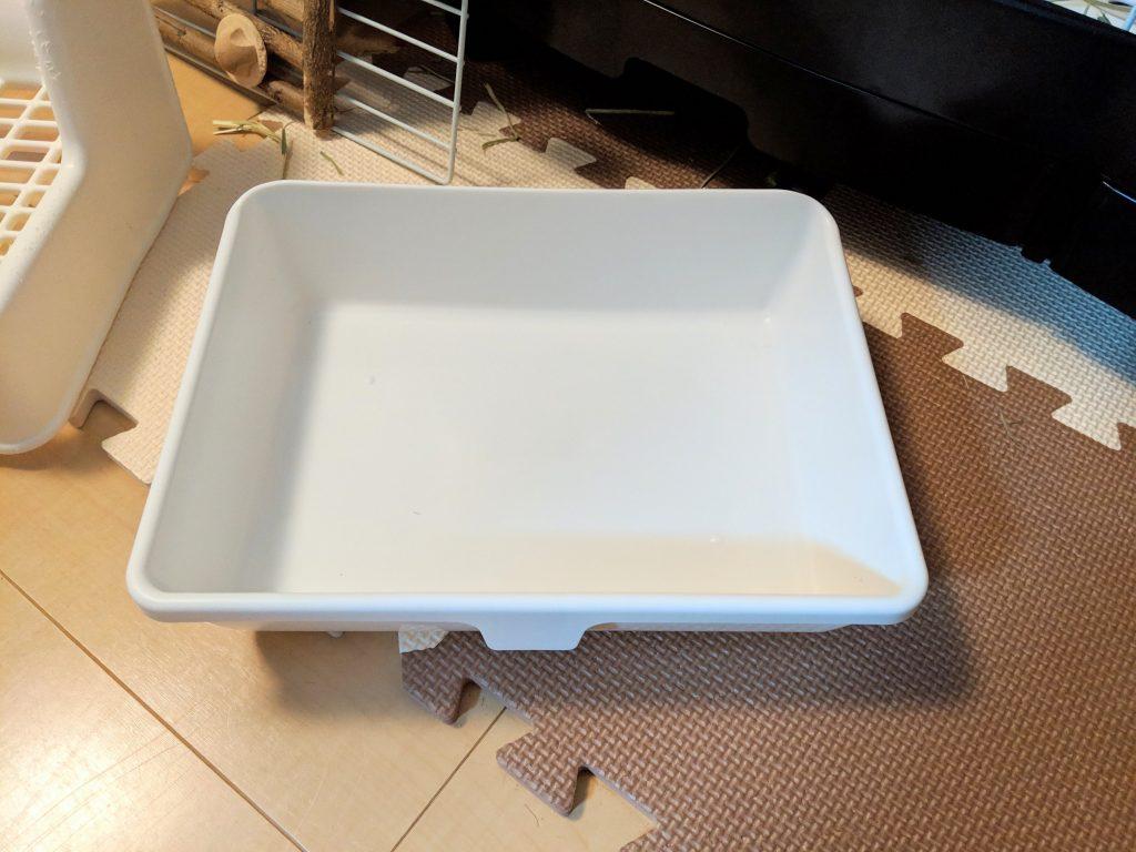 うさぎ お悩み解決トイレ